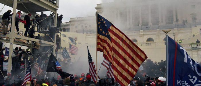 Assault at Capitol Hill
